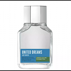 Perfume Benetton United Dreams Just United For Him EDT 100ml