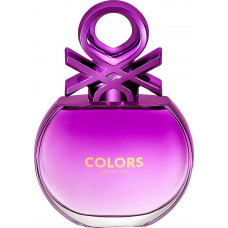Perfume Benetton Colors Purple For Her EDT 80ml