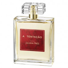 Perfume A Tentação Juliana Paes 100ml
