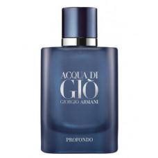 Perfume Acqua Di Gió Profondo Masculino EDP 75ml