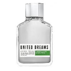 Perfume United Dreams Aim High Masculino EDT 200ml