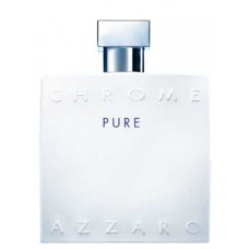 Perfume Azzaro Chrome Pure Masculino EDT 100ml