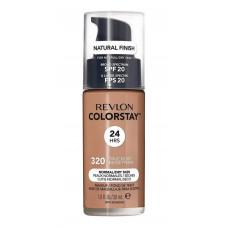 Base Líquida Colorstay Pump Normal / Dry Skin True Beige nº 320 FPS 20 30ml