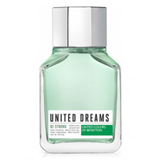 Perfume United Dreams Be Strong Masculino EDT 100ml