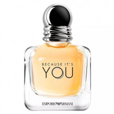 Perfume Emporio Because It's You Feminino EDP 30ml