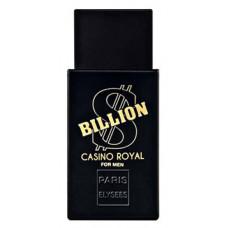 Perfume Billion Casino Royal Masculino EDT 100ml