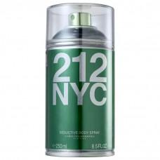 Body Spray 212 Feminino 250ml