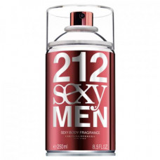 Body Spray 212 Sexy Men 250ml