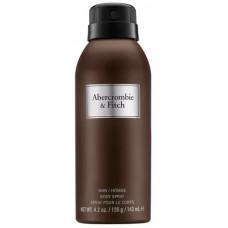 Body Spray Abercrombie & Fitch First Instinct Man 143 ml
