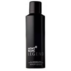 Body Spray Montblanc Legend Pour Homme 200ml