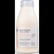 Milk Touch Loção Hidratante 315g - Vanila Com Chocolate Branco