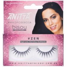 Cílios Postiços #zen By Anitta + Cola Inclusa