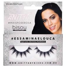Cílios Postiços #essa Mina É Louca By Anitta + Cola Inclusa