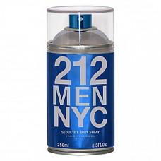 Body Spray 212 Men 250ml