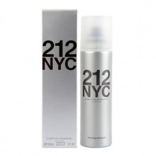 Deo Spray 212 Feminino 150ml
