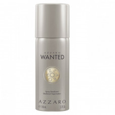 Deo Spray Azzaro Wanted Pour Homme 150ml