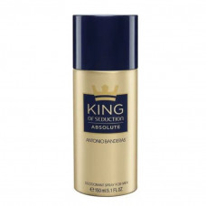 Deo Spray King Of Seduction Absolute 150ml