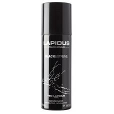 Deo Spray Lapidus Black Extreme EDT 150ml