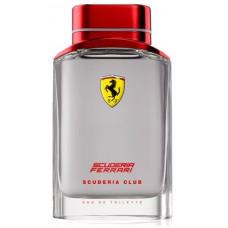 Perfume Ferrari Scuderia Club Masculino EDT 125ml
