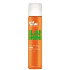 Finalizador Capilar Brilho e Finalização Glam Shine Gloss Spray 75ml