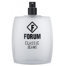 Perfume Forum Classic Jeans Masculino EDT 100ml TESTER