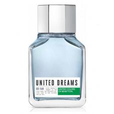 Perfume United Dreams Go Far Masculino EDT 100ml