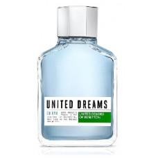 Perfume United Dreams Go Far Masculino EDT 200ml