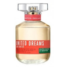Perfume Benetton United Dreams Just United For Her EDT 6,5ml MINIATURA