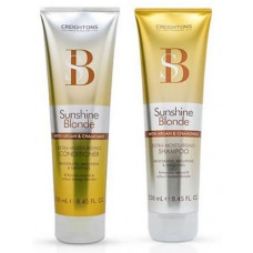 Shampoo e Condicionador Sunshine Blonde 250ml cada
