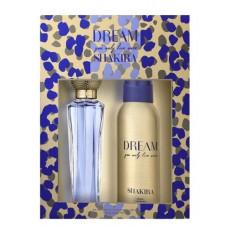Kit Dream Shakira (Perfume EDT 80ml + Deo Spray 150ml)