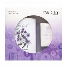 Kit English Lavender Yardley (1Talco 200gr + 1 Sabonete Barra 100gr)