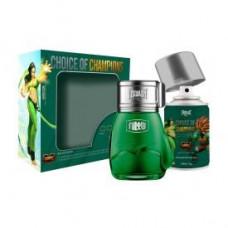 Kit Everlast Choice Of Champions Street Fighter Brasil (Perfume 100 ml + Desodorante 250 ml)