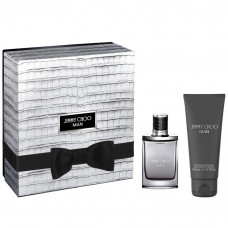 Kit Jimmy Choo Man (Perfume 50ml + Shower Gel 100ml)