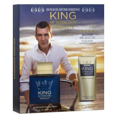 Kit King of Seduction Absolute (Perfume 100ml + After Shave 100ml)
