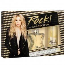 Kit Rock! by Shakira (Perfume EDT 80ml + Deo Spray 150ml)