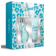Kit Shakira Dance Diamonds (Perfume EDT 80ml + Deo Spray 150ml)