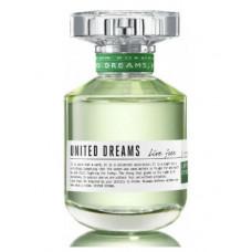Perfume Benetton Live Free Feminino EDT 80ml