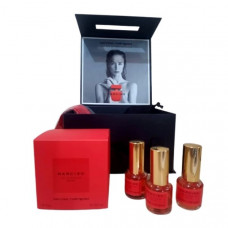 Kit Narciso Rouge Feminino EDP (Perfume 50ml + 3 Perfumes 10ml cada)
