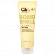 Shampoo Bomb Shell Blonde Radiance 250ml