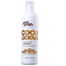 Shampoo Coco Licious Coconuit Oil 350ml