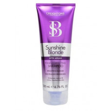 Shampoo Sunshine Blonde Tone Correcting 200ml
