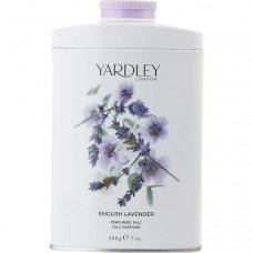 Talco Perfumado Yardley English Lavender 200g