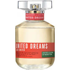 Perfume Benetton United Dreams Just United For Her EDT 80ml
