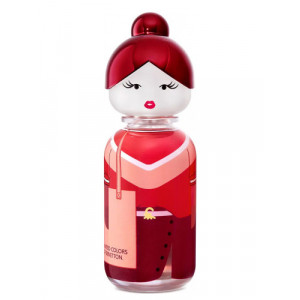 Perfume Sisterland Red Rose Benetton EDT 80ml
