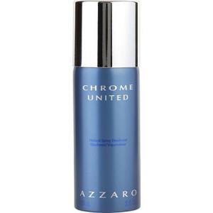 Deo Spray Azzaro Chrome United 150ml