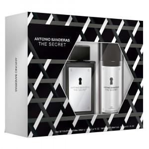 Kit The Secret (Perfume EDT 100ml + Deo Spray 150ml)