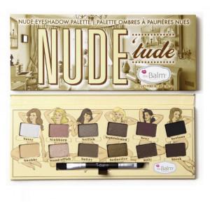 Paleta de Sombras Nude ' Tude Eyeshadow 11,08g